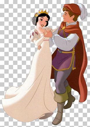 Snow White Prince Charming Princess Jasmine Rapunzel Seven Dwarfs PNG