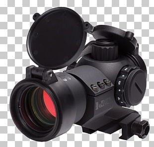 Red Dot Sight Bushnell Corporation Telescopic Sight Firearm PNG
