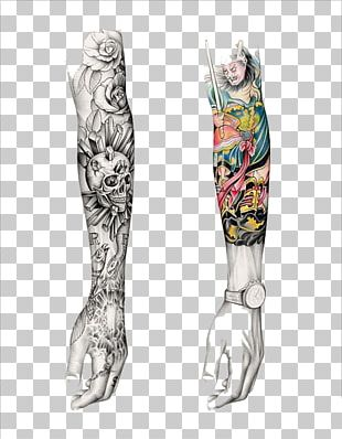 Sleeve Tattoo Arm PNG