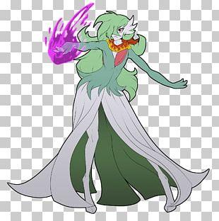 Fairy Vertebrate Costume Design PNG