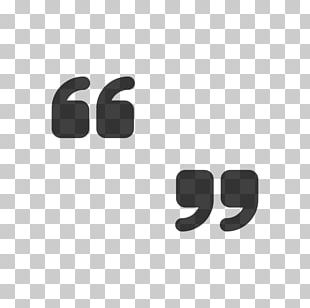 Quotation Marks In English Art Block Quotation PNG