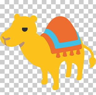 Emoji Bactrian Camel Dromedary Text Messaging SMS PNG
