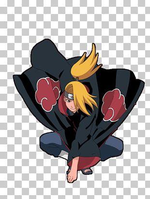 Deidara Sasuke Uchiha Sasori Naruto Shippuden: Naruto Vs. Sasuke Naruto Uzumaki PNG