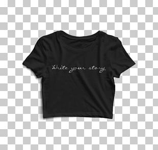 T-shirt Sleeve Crop Top Clothing PNG