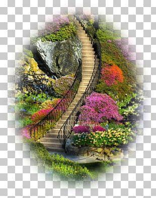 Butchart Gardens Victoria Island Montreal Botanical Garden PNG