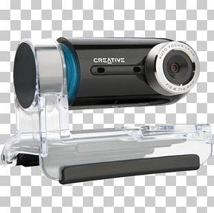 Laptop Webcam Autofocus Creative Technology Camera PNG