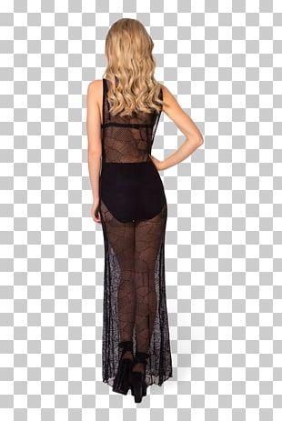 Waist Cocktail Dress Skirt PNG