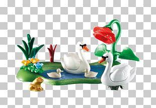 Cygnini Playmobil Goose Plastic Skunk PNG