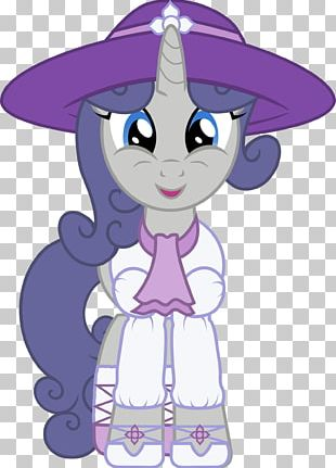Rarity My Little Pony Cat PNG