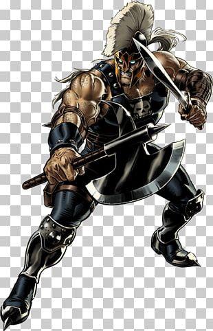 Volstagg Ares Thor Marvel: Avengers Alliance Black Panther PNG