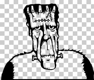 Halloween Child Frankenstein Costume PNG
