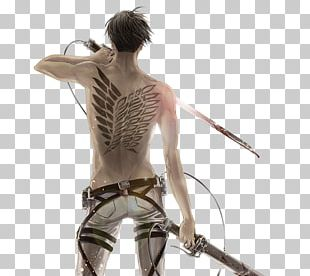 A.O.T.: Wings Of Freedom Levi Mikasa Ackerman Eren Yeager Attack On Titan PNG