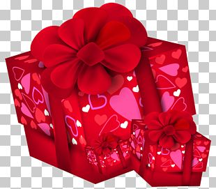 Valentine's Day Christmas Gift PNG