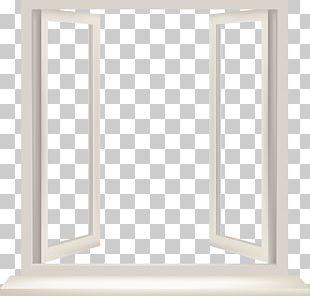 Window Frame Pattern PNG