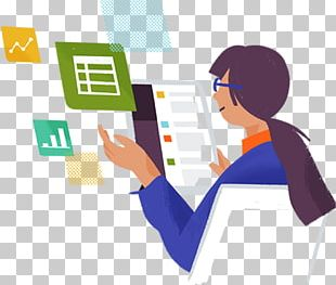 Slack Business Digital Illustration PNG