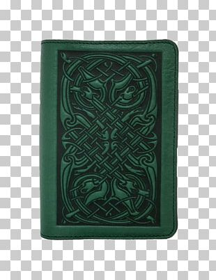 Celtic Hounds Wine Police Notebook Wallet PNG