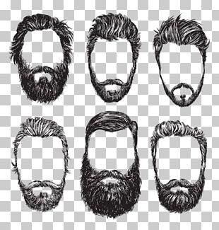Beard Stock Illustration Illustration PNG