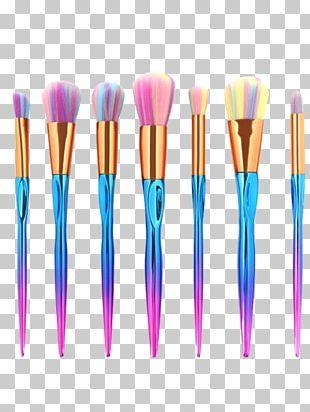 Makeup Brush Make-up Brocha Cosmetics PNG