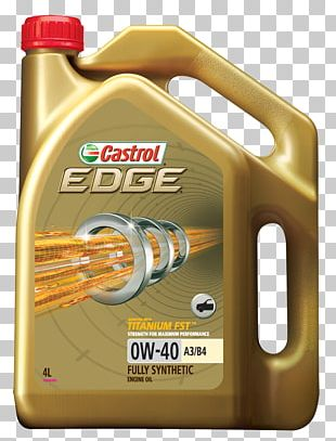 Car Motor Oil Castrol Engine Synthetic Oil PNG