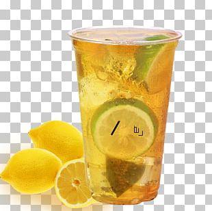 Iced Tea Lemon Tea PNG