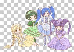 Fairy Mangaka Costume Design Anime PNG