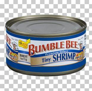 Tin Can Bee Shrimp Bumble Bee Foods PNG