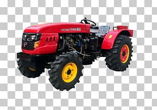 Tractor Macintosh Car Wheel Agricultural Machinery PNG