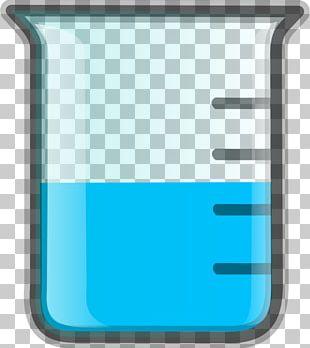 Beaker Laboratory Flasks PNG