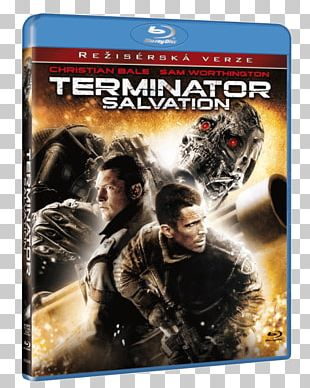 Blu-ray Disc The Terminator Film Television DVD PNG