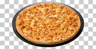 Sicilian Pizza Buffalo Wing Quiche Breadstick PNG