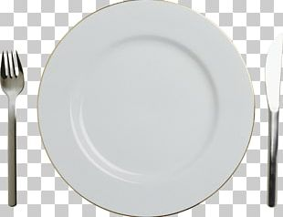 Knife Fork Plate Spoon PNG
