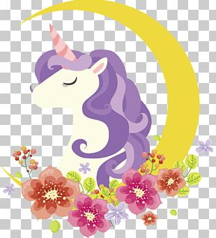 Unicorn Icon PNG