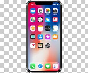 IPhone X Apple IPhone 8 Plus Smartphone PNG