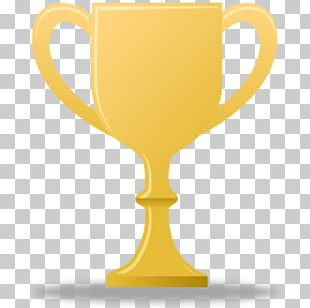Computer Icons Trophy Award Gold PNG
