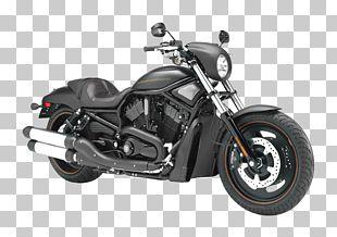 Harley-Davidson VRSC Motorcycle Car Softail PNG