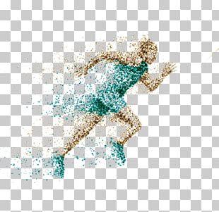 Running Sprint Sport Illustration PNG