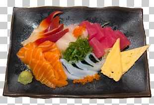 Sashimi Smoked Salmon Sushi Lox Garnish PNG