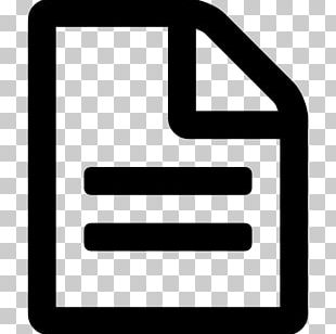 Computer Icons Font Awesome Text File Document PNG