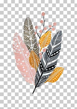 Paper Drawing Watercolor Painting Feather PNG