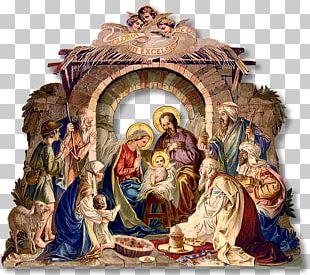 Royal Christmas Message Holy Family Nativity Scene Nativity Of Jesus PNG