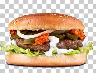 Cheeseburger Hamburger Buffalo Burger Whopper Slider PNG