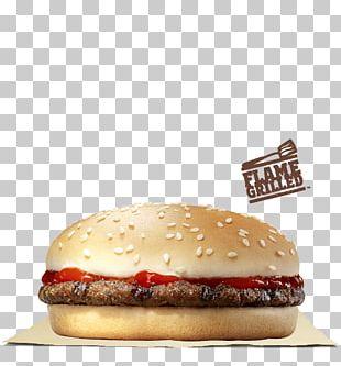 Hamburger Cheeseburger Veggie Burger Whopper Chicken Sandwich PNG