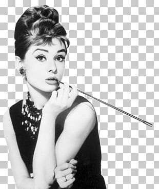 Audrey Hepburn Breakfast At Tiffany's Holly Golightly Film PNG