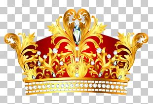 Crown King PNG