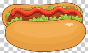 Hot Dog Hamburger Fast Food PNG