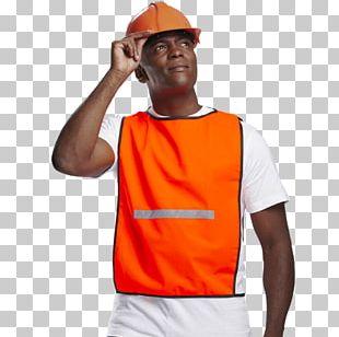 T-shirt High-visibility Clothing Workwear Bib PNG