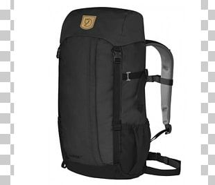Fjällräven Backpacking Hiking Bag PNG
