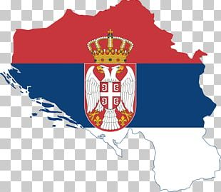 Flag Of Serbia Serbia And Montenegro Kingdom Of Serbia PNG