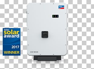 Power Inverters SMA Solar Technology Solar Inverter Maximum Power Point Tracking Solar Energy PNG