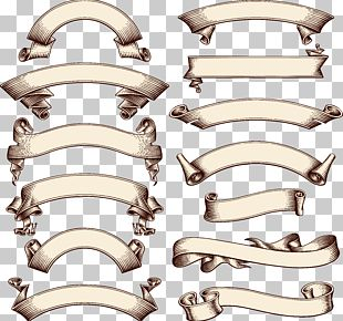 Ribbon Banner PNG